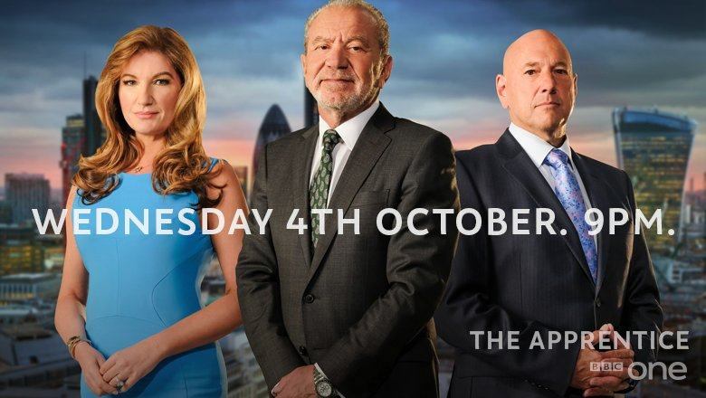 �� @Lord_Sugar will see you... soon. �� #TheApprentice. Starts Wednesday 4th October. 9pm. @BBCOne. https://t.co/GsLTTD2OMo