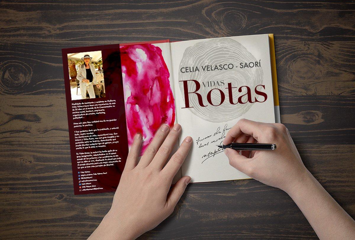 No dejes de leer la reseña que Juan Sevillano hace de VIDAS ROTAS, novela de Celia Velasco-Saorí, en Amazon. https://t.co/rIn83PLCU1
