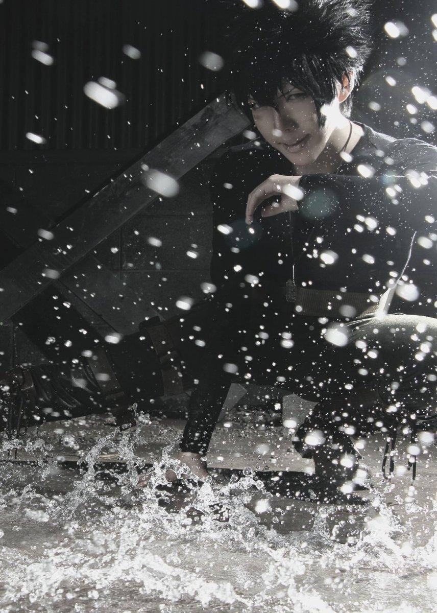 #お気に入りの写真を再度アップするタグその⑤狡噛:photo:σ(м・ω・ё)PSYCHO-PASSは本当に素晴らしく病