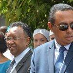 Madagascar health minister separates siamese twins