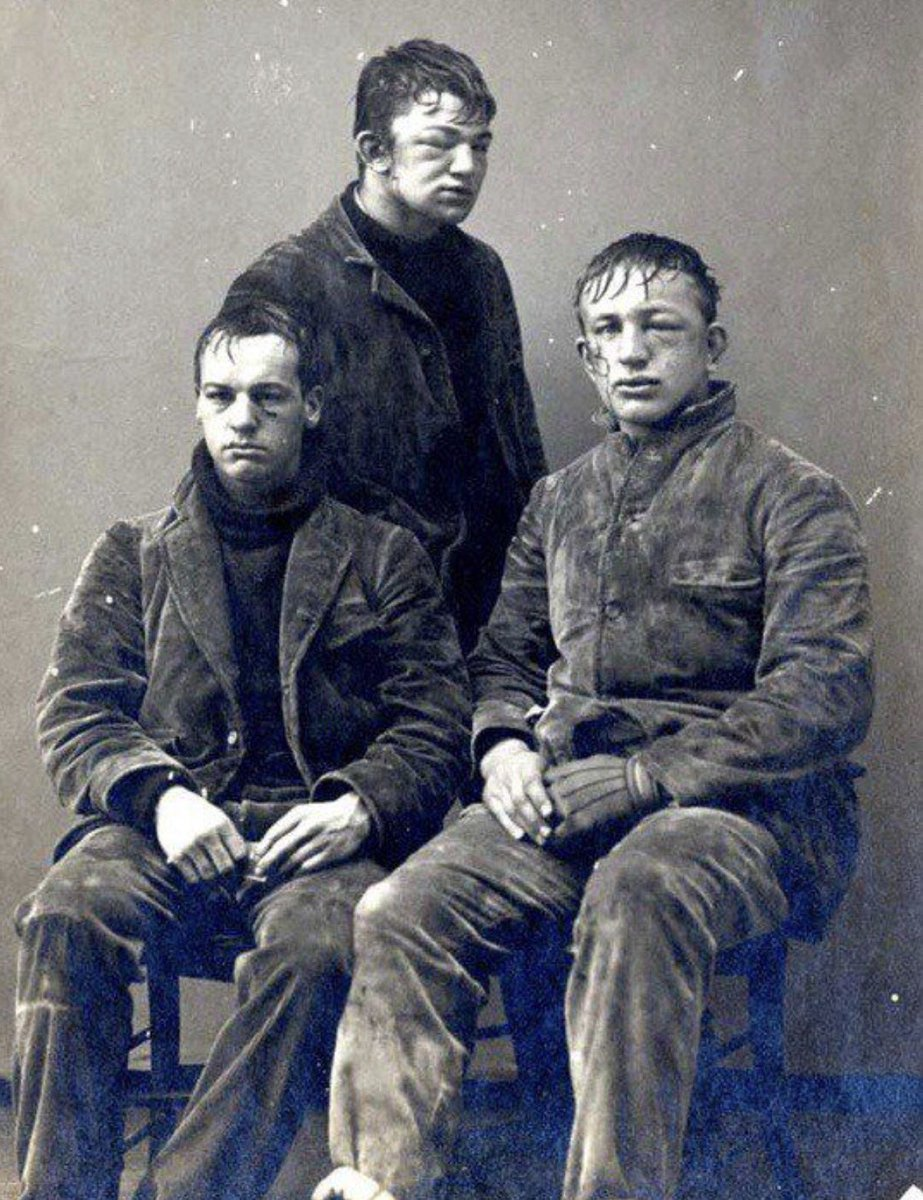 The bondurant brothers photos