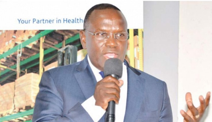 CS Mailu asks child on TB drugs to seek help at KNH