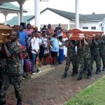 Hundreds bid farewell to Masaka accident victims