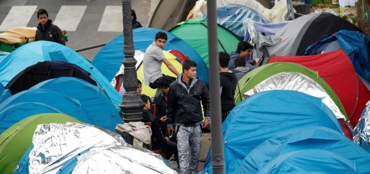 French University Cancels Classes After Campus Becomes Migrant Camp https://t.co/x1bI8pGNN3 https://t.co/Sgt3AZBjLk