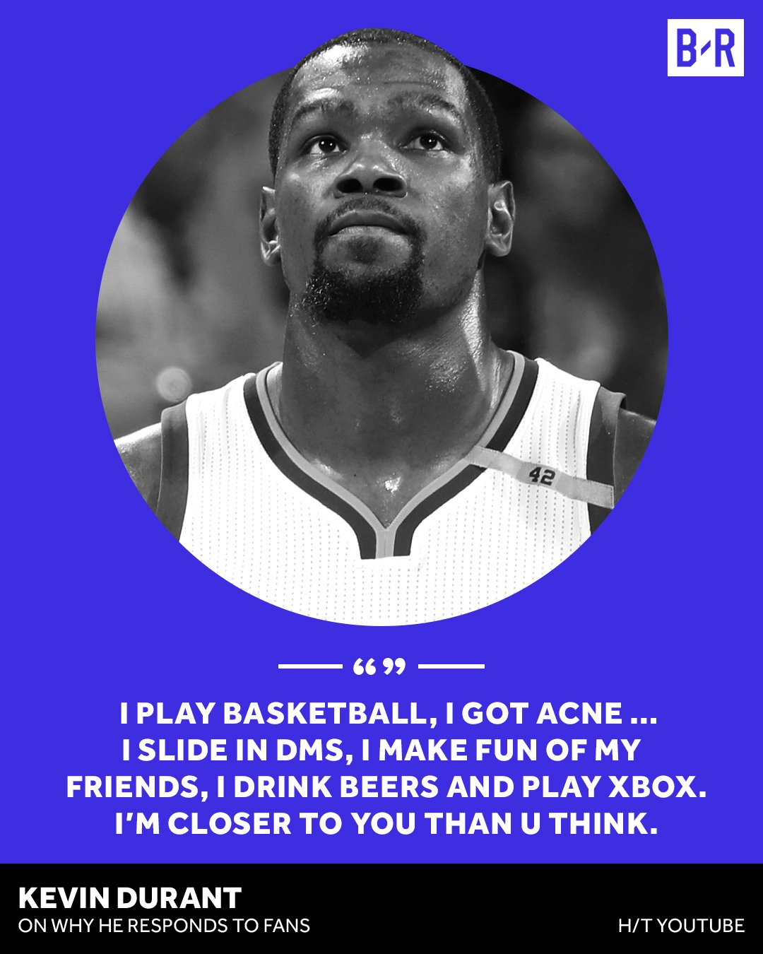 KD says he's just like the rest of us https://t.co/dsktISxEaL