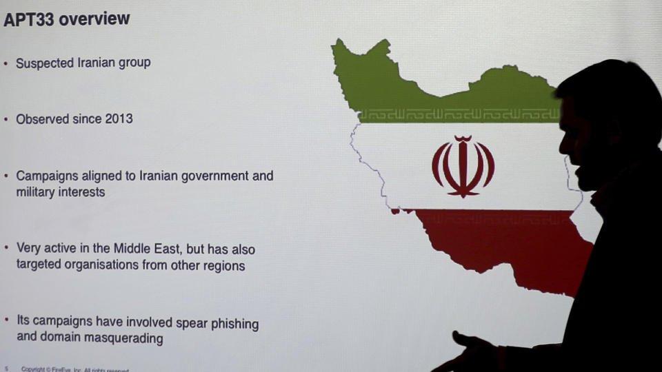 Iran group hacks aviation, petrochemical industries