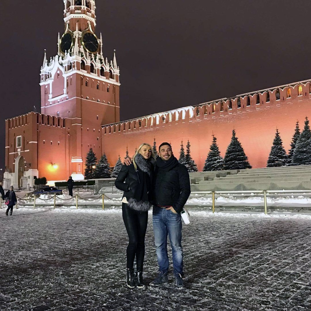 Red Square. Moscow, Russia.