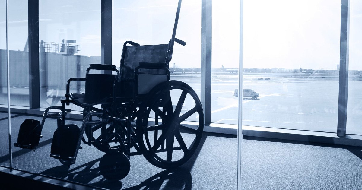 Airlines Keep Breaking This Vet's Wheelchair. Trump Is Helping Them Hide It.