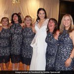 Six Women, One Dress. Fashion Faux Pas At This Wedding Will Make You LOL