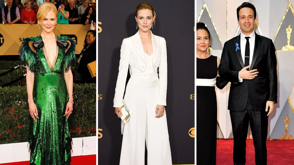 Plumes, pantsuits and pins: The 3 hottest red carpet trends: https://t.co/lcABMhKlhi https://t.co/UYpDL8BmtH