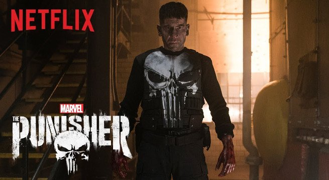 The Punisher gets an official trailer, and you can watch it here! -