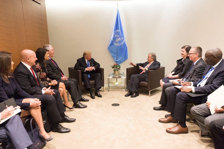 President Trump at #UNGA in Photos: https://t.co/ub3xG07qxh https://t.co/O6koMvWyVi