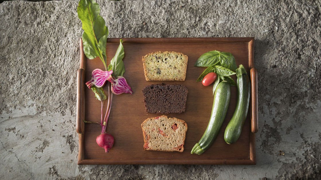 Got beets? Got zucchini? Then you have the secrets to tasty quick breads