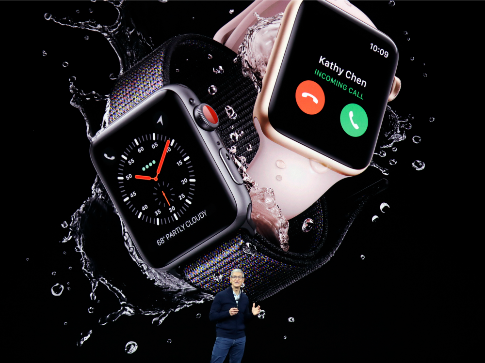 Apple Watch Series 3 review: Finally no iPhone required — sort of via @fptechdesk