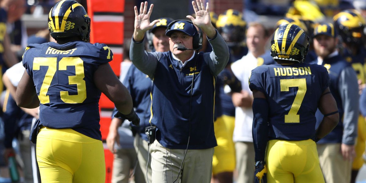 Don Brown: Michigan's defense has plenty left up its sleeve