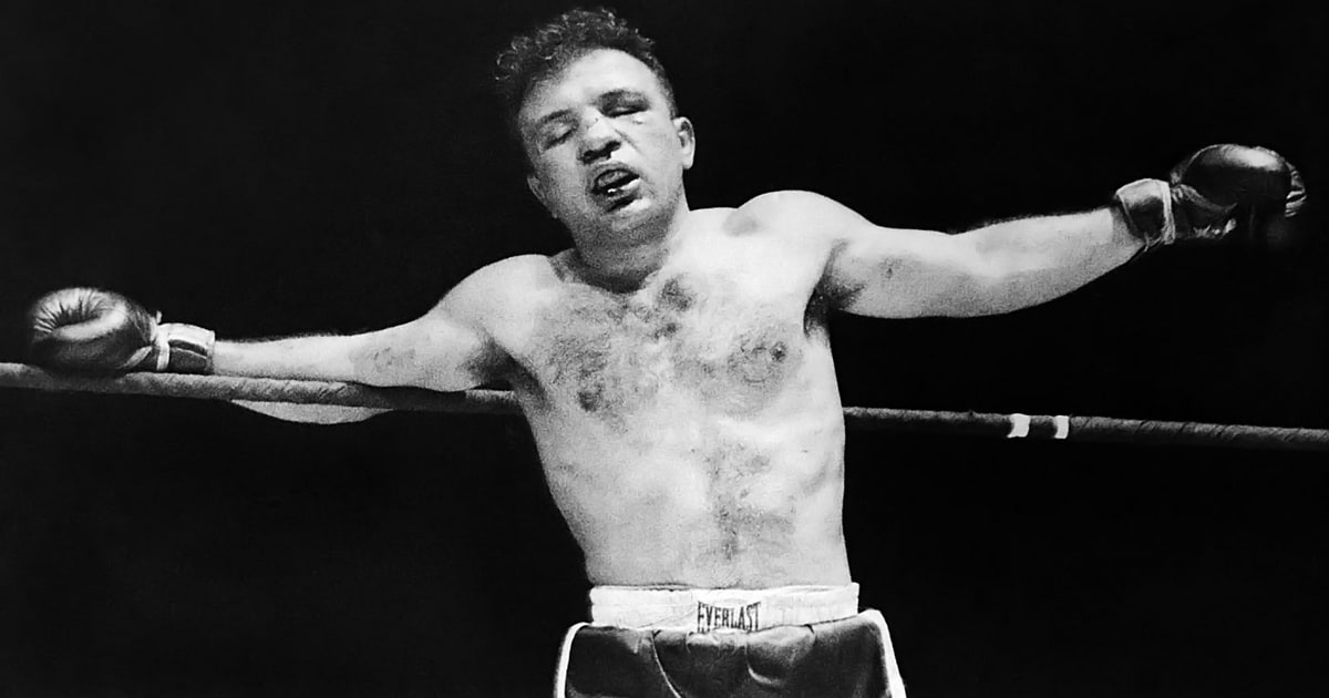 Jake LaMotta, the famed boxer celebrated in 'Raging Bull,' has died at age 95 https://t.co/LSV56zHnT9 https://t.co/8RxTofhHPN