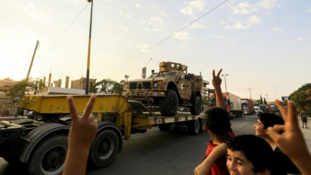 US-backed force seizes 90% of Syria's Raqa from IS