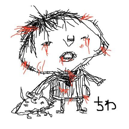 ちわさんのアイコン描きました(ご報告)私がモテてどうすんだ、の六見一馬です。