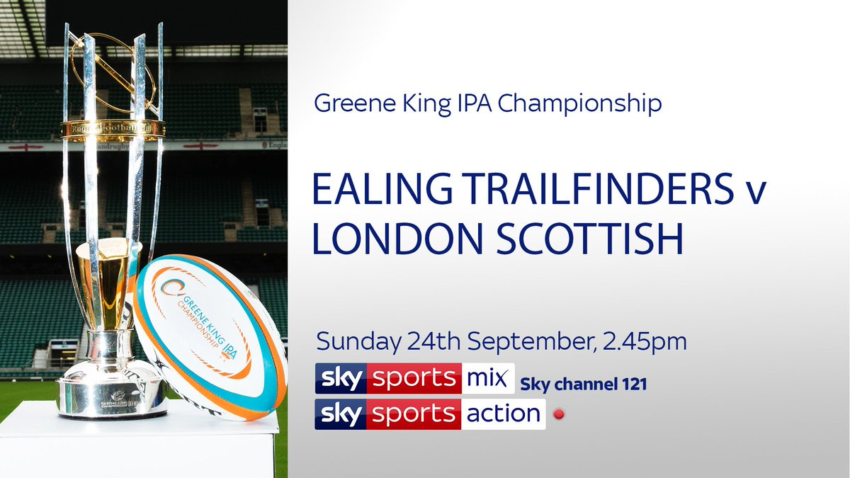 test Twitter Media - LIVE: @Champrugby returns to Sky Sports this Sunday...  @ealingtfrugby v @LSFCOfficial   2.45pm on #SSMix & #SSAction RB https://t.co/tvxVeOxekD