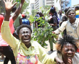Anger as demonstrators accuse Supreme Court of conflict of interest