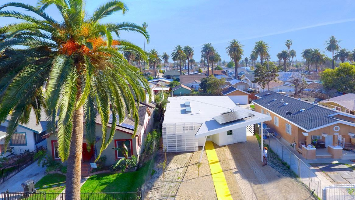 Thoughtful, affordable housing in L.A.? It's true. These two tours show how