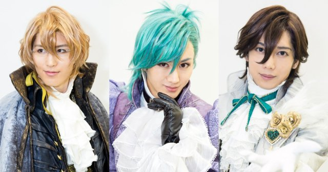【9月20日に公開したニュースランキング第4位】舞台「劇団シャイニング form うたの☆プリンスさまっ♪『マスカレイド
