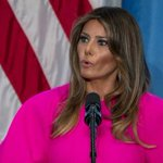 Melania Trump dines with spouses of world leaders at UN