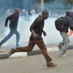 Kenya's police teargas opposition, ruling party supporters