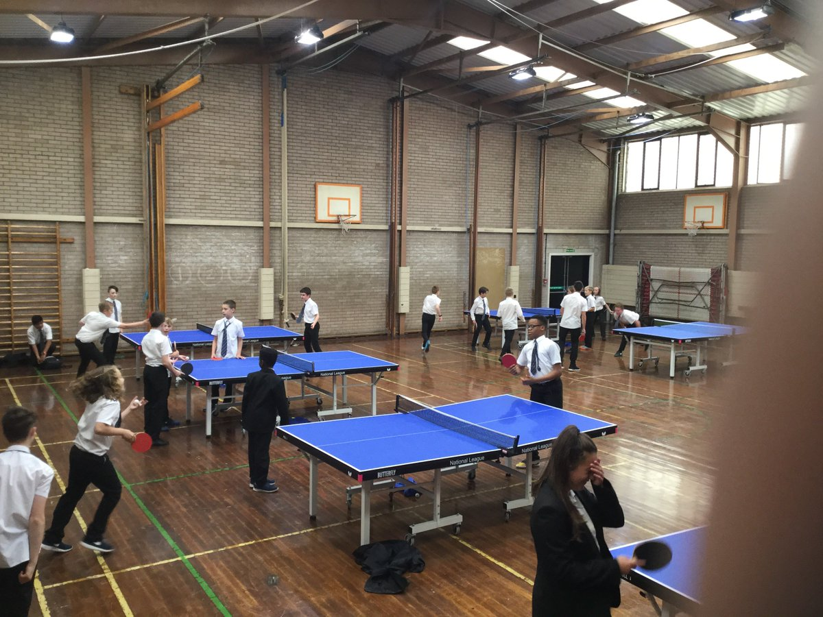 test Twitter Media - An BUMPER turn out to table tennis club today. Great to see many taking advantage of the enrichment @TableTennisENG @YourSchoolGames https://t.co/xeWIFVfGlB