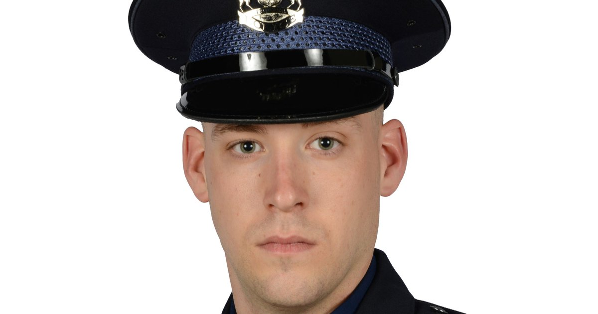 Michigan State Police trooper dies in motorcycle crash near Grand Rapids
