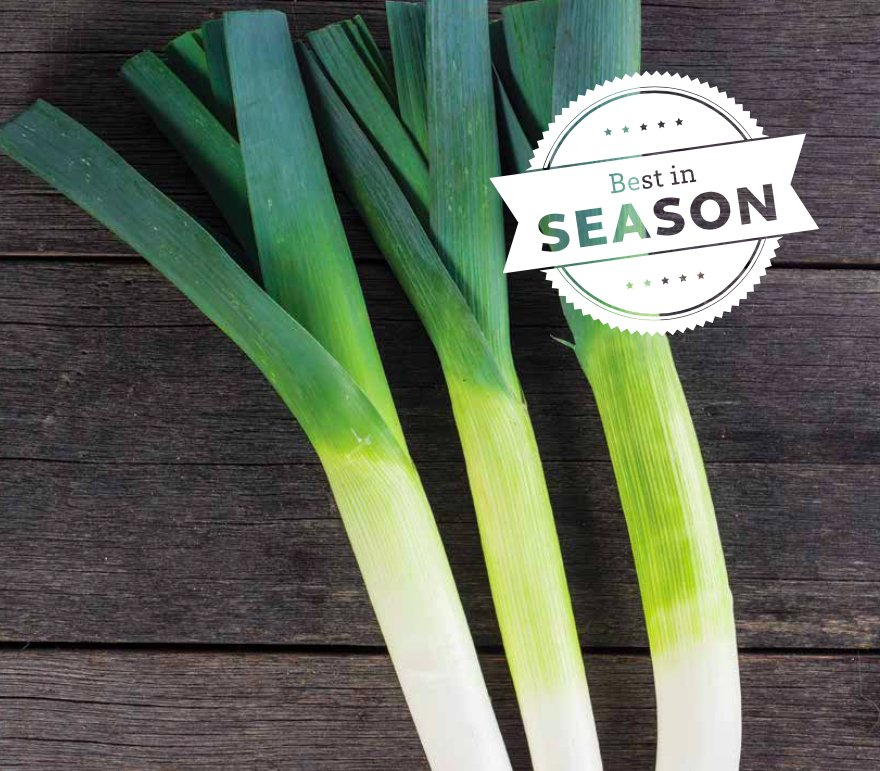 Leeks - Best while in Season! https://t.co/yWGJ7ltPbn