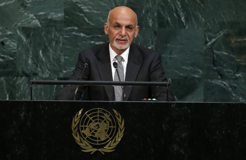 Afghan president says Trump war plan has better chance than Obama's