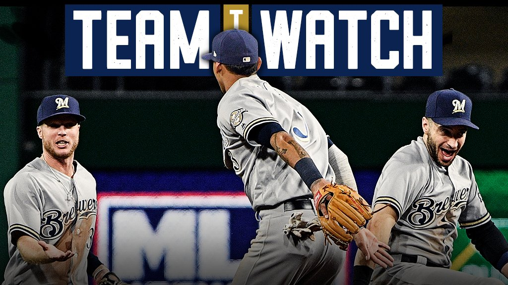 Only 1 game out of a #WildCard spot, the @Brewers are surging at the right time. https://t.co/qaNosDFcLd https://t.co/KbG4Gqssbz
