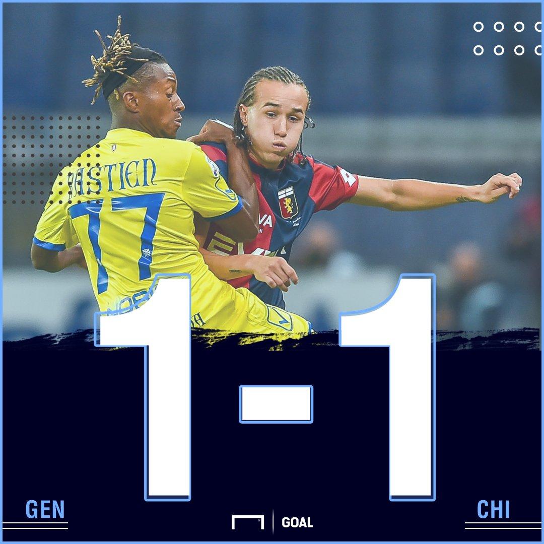 #GenoaChievo