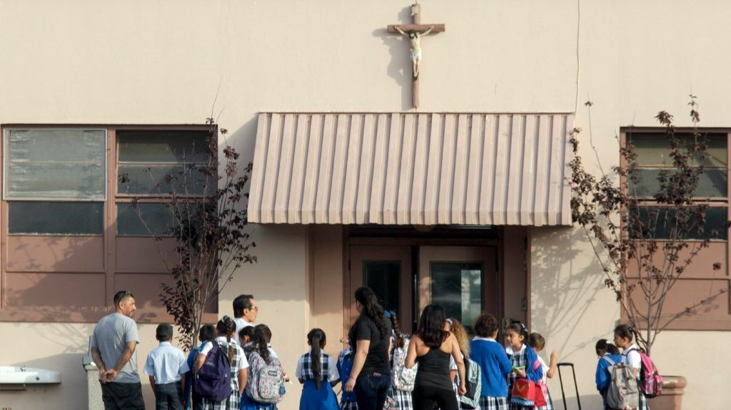 L.A. County to investigate public school system's enrollment of Catholic school students