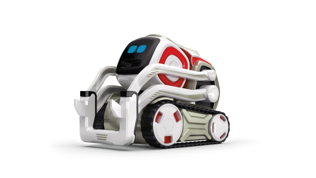 RT @KidsPlayGB: Cozmo : The Robot with a Brain now out in the UK @Anki...