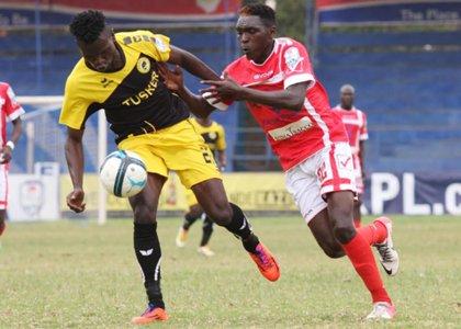 Tusker star set to miss KPL match against Bandari