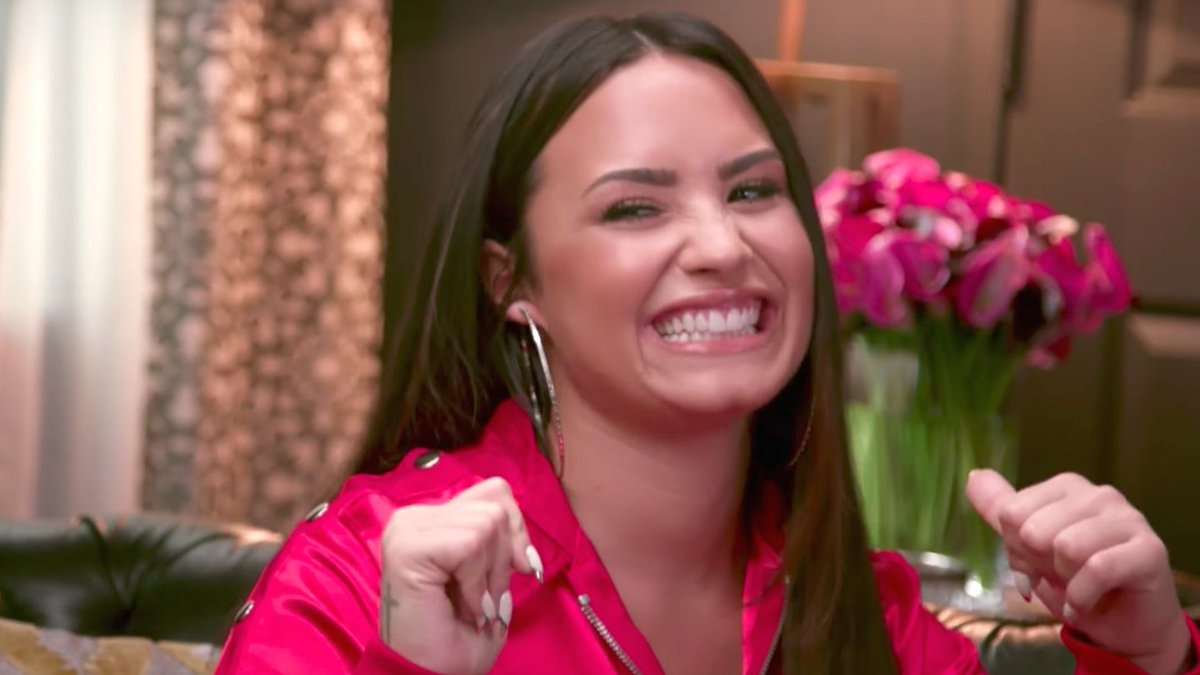 Demi Lovato Lip-Synchs Taylor Swift And Selena Gomez Songs Like A Pro