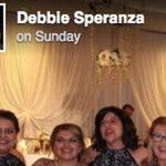 Six guests wore the same dress to this wedding. Good thing the bride laughed