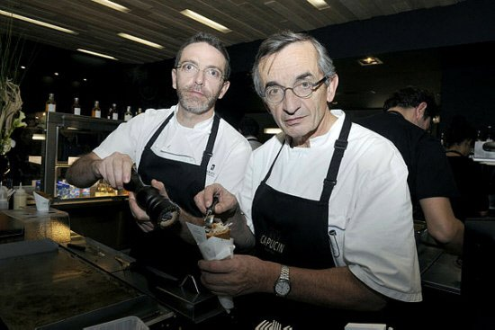 Burned-out French chef gives back Michelin stars