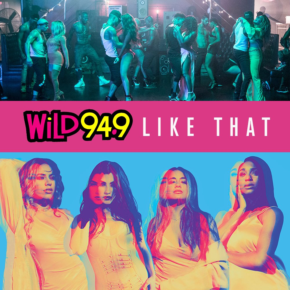 LOVE YOU @Wild949! Thanks for adding #HeLikeThat �� https://t.co/QNKJYV9du9