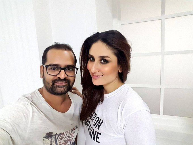 Wish you a very-very Happy Birthday Kareena Kapoor Khan. Waiting eagerly for
