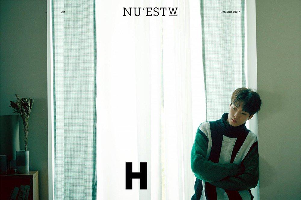 JR is broody for 'Still Life' version teaser image of NU'EST W's comeback https://t.co/V8UgLHlUzL https://t.co/FGY486mSAa