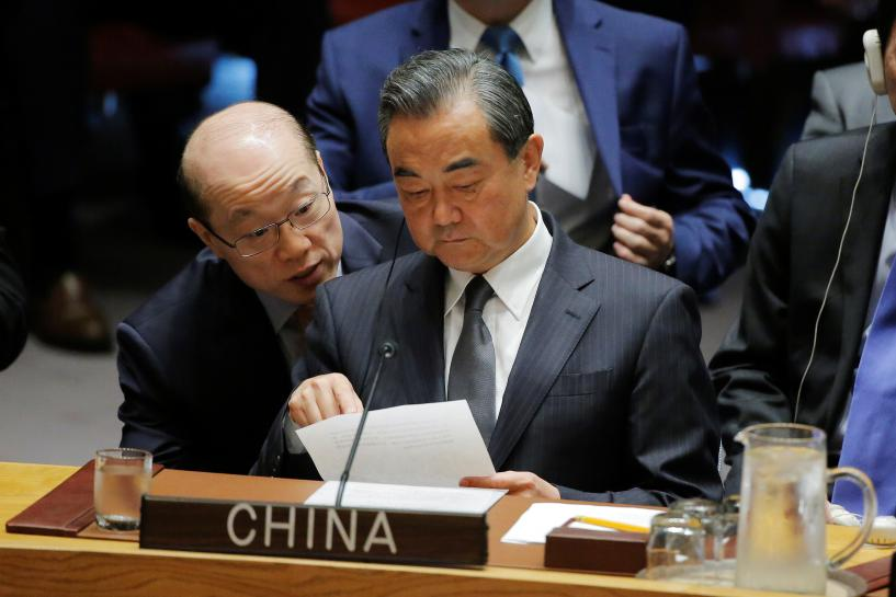 China says North Korean situation more serious by the day