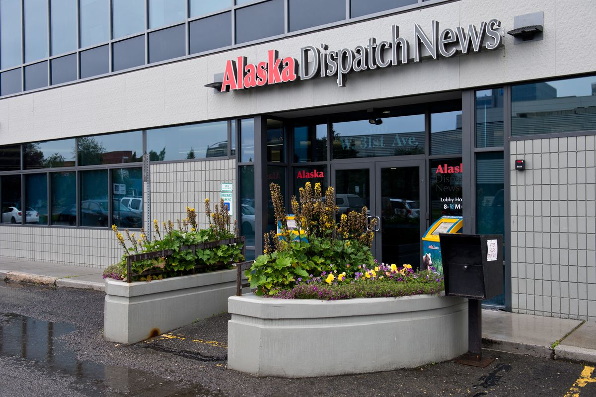 Layoffs hit Alaska Dispatch News in wake of bankruptcy sale