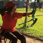 When does a person with a disability get a chance to become a para-athlete?