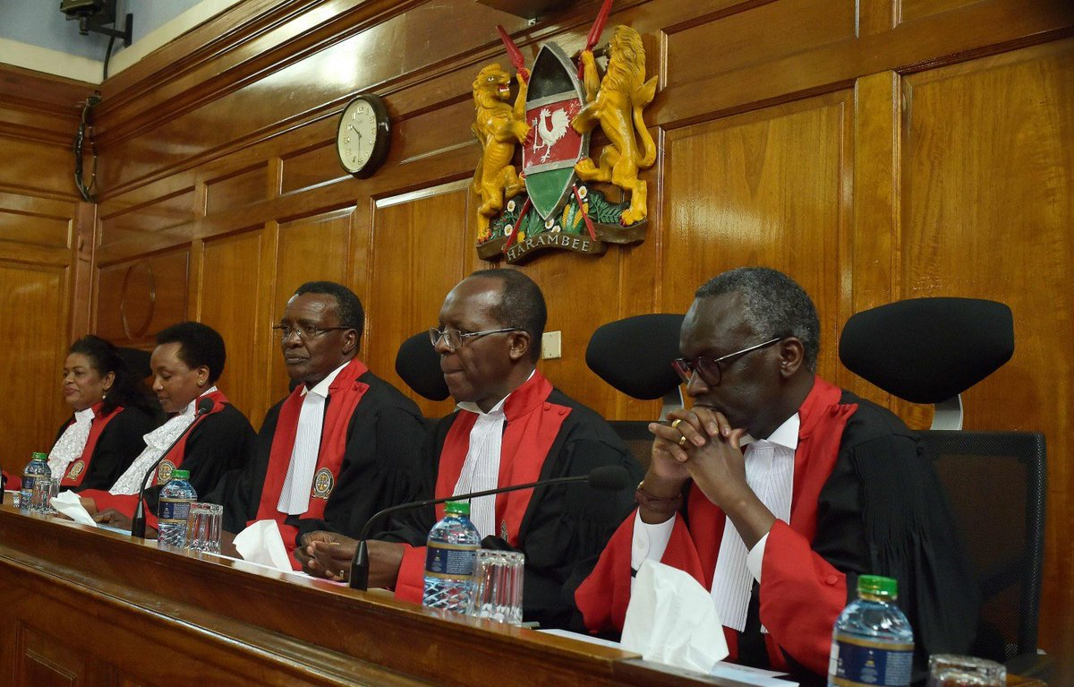 Kenya's Supreme Court: Here's why we annulled the results of the presidential election. It was a mess.