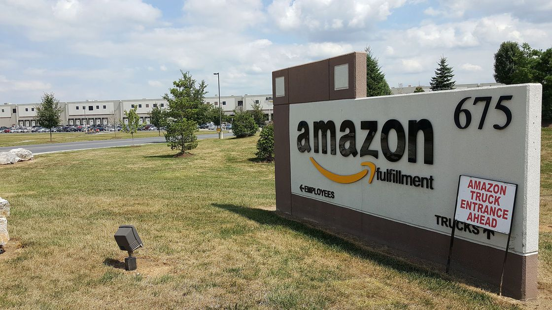 Man dies after tractor-trailer accident at Amazon Tuesday