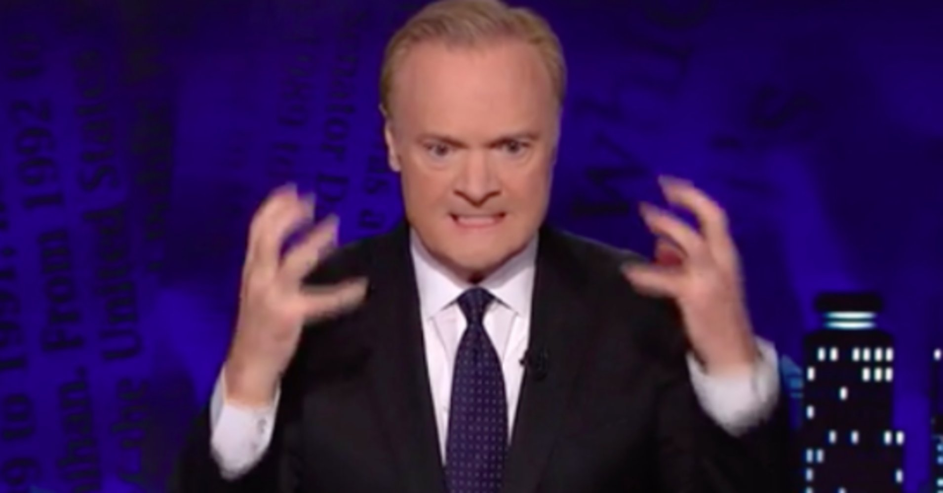 Lawrence O'Donnell lost his mind over a malfunctioning earpiece https://t.co/edjXMH6clj https://t.co/3KSmgH2HnZ
