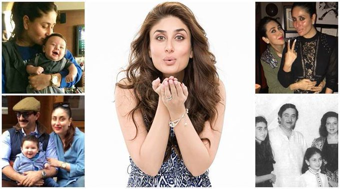 Happy birthday Kareena Kapoor Khan: A perfect mother, wife, sister and daughter